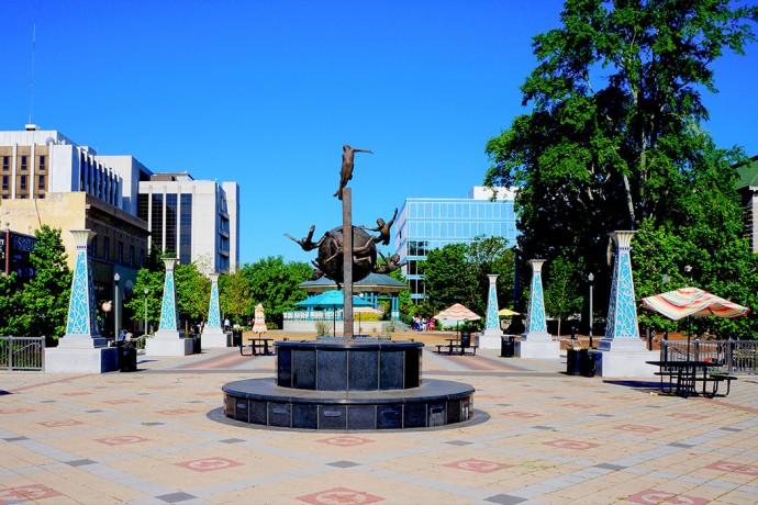 Decatur Square and Condos