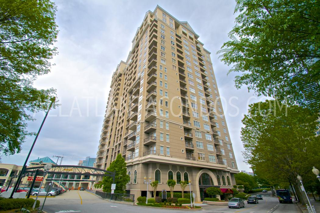Meridian Buckhead Highrise Atlanta Condos The Ponce Condos For Rent ...