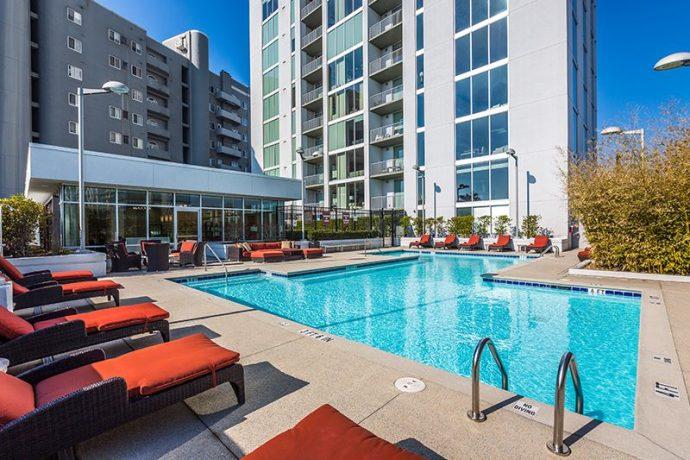Mezzo Luxury Apartments In Atlanta