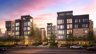 One Museum Place Condominiums in Midtown Atlanta