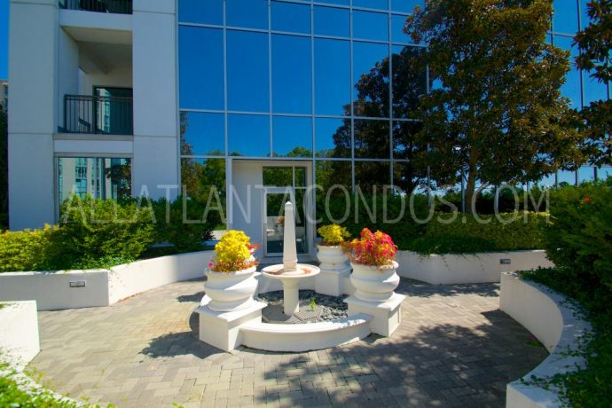 Public Gardens 2828 Peachtree Buckhead Atlanta Luxury Condos