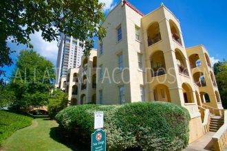 Alhambra Buckhead Atlanta Midrise Condos For Sale or For Rent