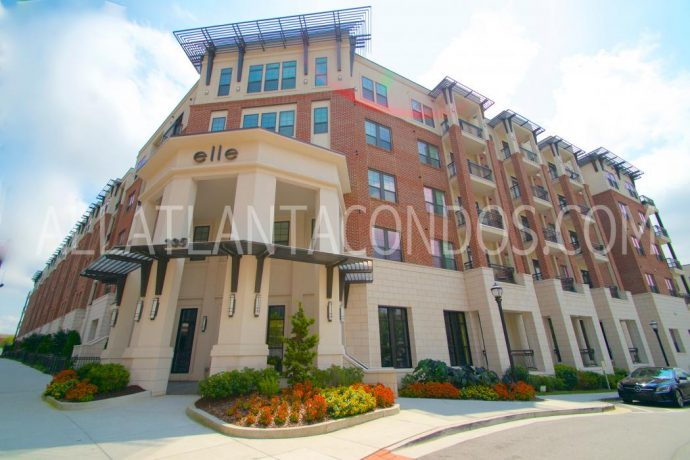 Elle Of Buckhead Atlanta Luxury Condos For Rent