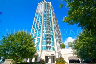 Gallery Buckhead Atlanta Luxury Highrise Condos For Sale