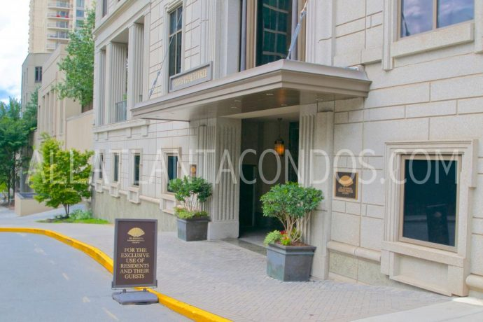 mandarin oriental residences buckhead atlanta condos