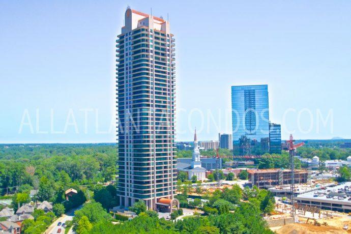 Park Avenue Buckhead Highrise Luxury Atlanta Condos For Or Rent 30326