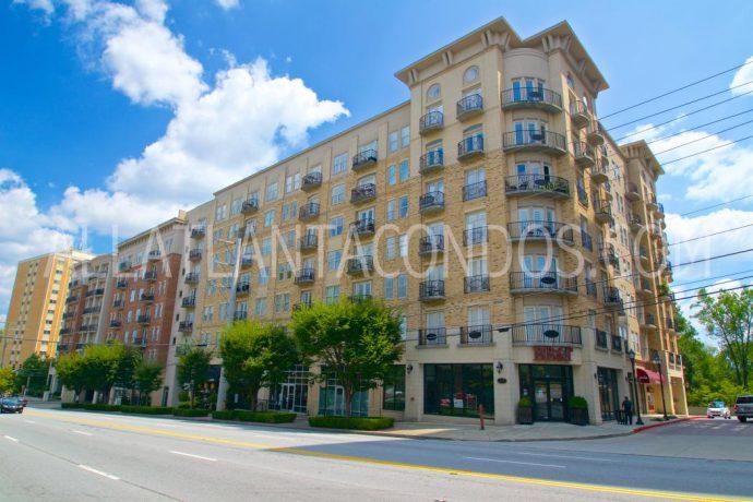 The Aramore Midtown Atlanta Condos For Or Rent