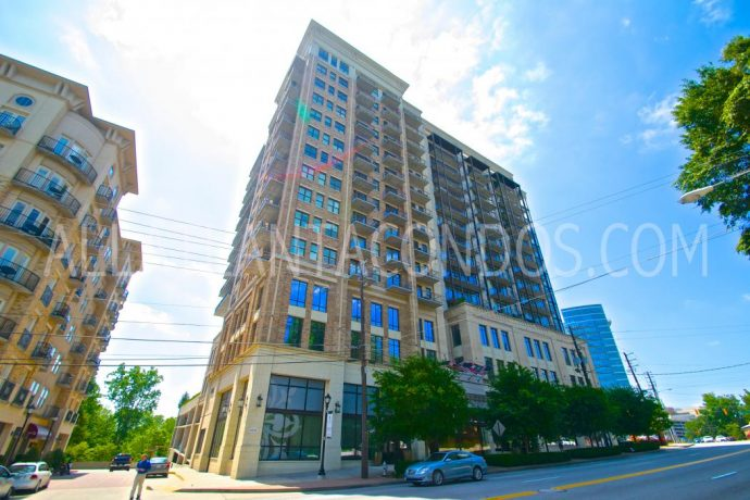 The Astoria Midtown Atlanta Highrise Condos For Or Rent
