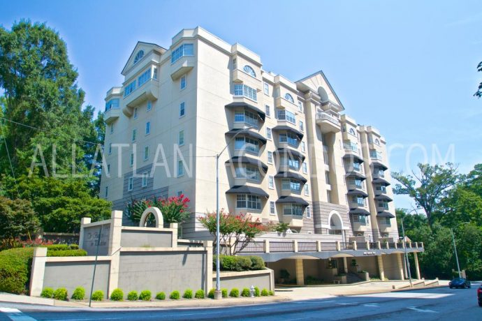 The Barony Buckhead Atlanta Condos for Sale or for Rent
