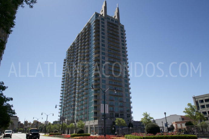 Twelve Atlantic Station Atlanta Condos for Sale or for Rent