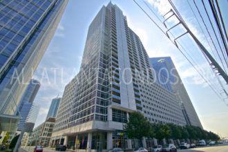 10 Terminus Place Highrise Buckhead Condos For Sale in Atlanta 30305