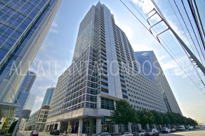 10 Terminus Place Highrise Buckhead Condos For Sale in Atlanta 30305