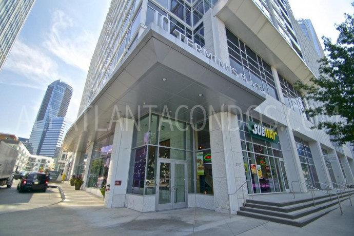 10 Terminus Place Buckhead Atlanta Condos