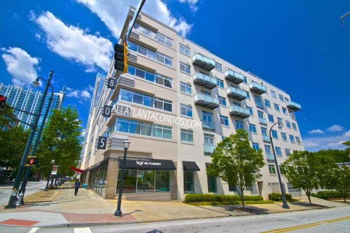 805 Peachtree Lofts Midtown Atlanta Condos For Sale