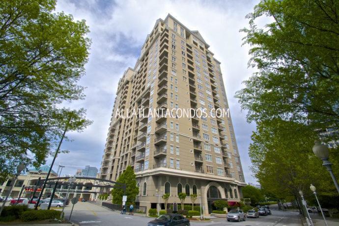 Meridian Buckhead Atlanta Highrise Condos For Or Rent