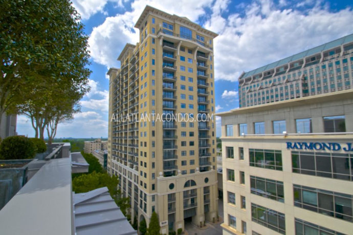 Ovation Buckhead Atlanta Luxury Highrise Condos for sale