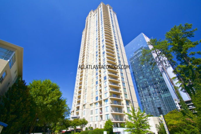 Paramount at Buckhead High-rise Atlanta Condos For Sale