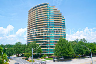 Park Regency Highrise Buckhead Luxury Condos For Sale in Atlanta 30326