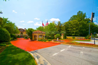 Peachtree Place Brookhaven Condos For Sale in Atlanta 30339