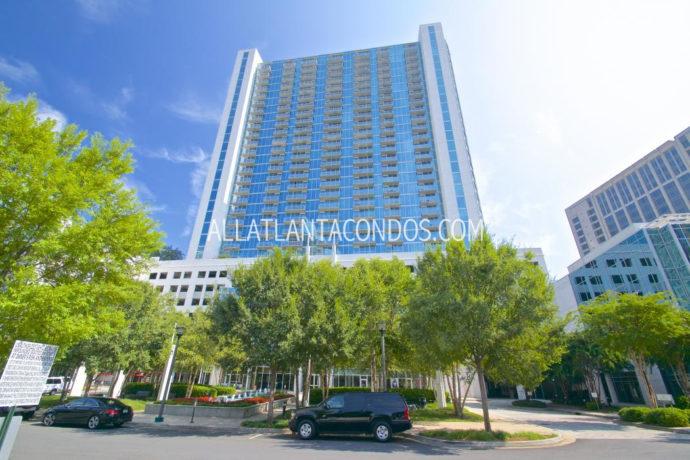 Realm Highrise Buckhead Atlanta Condos For Sale 30326