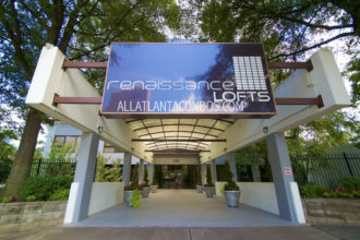 Renaissance Lofts Condos For Sale in Atlanta