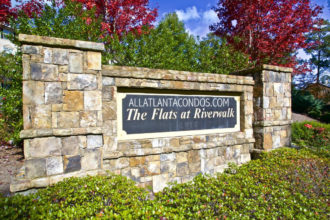 The Flats at Riverwalk Vinings Condos For Sale in Atlanta 30339