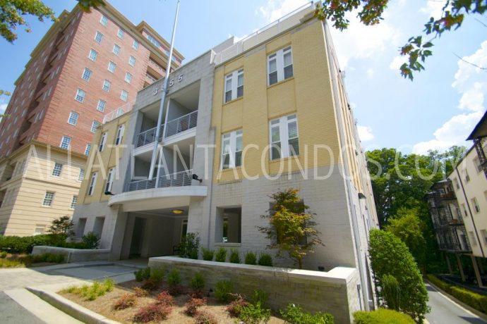 3655 Peachtree Condominiums Atlanta