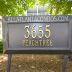 3655 Peachtree Buckhead Brookhaven Atlanta Luxury Condos For Sale in 30319