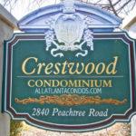 Crestwood Buckhead Atlanta Midrise Condos For Sale 30305