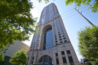 Above the Four Seasons Condos For Sale in Midtown Atlanta 30309