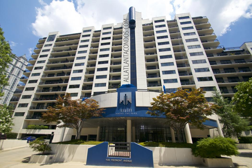 ansley above the park midtown atlanta condos for sale