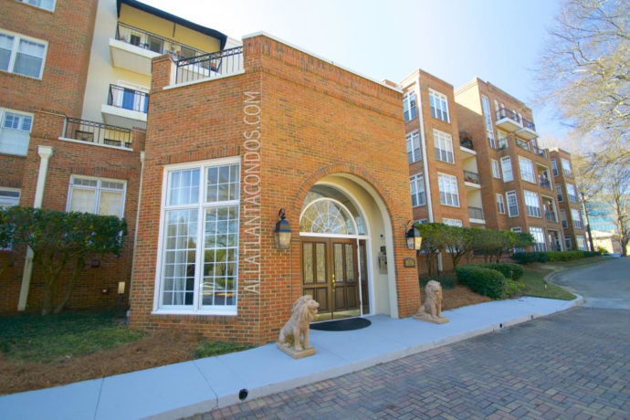 Ansley Terrace The Park Condos For Sale in Midtown Atlanta 30309