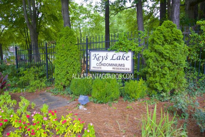 Keys Lake Atlanta Condos For Sale in Brookhaven 30319