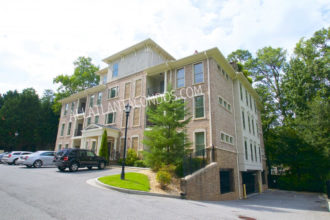 The Logan Atlanta Condos For Sale in Brookhaven 30319