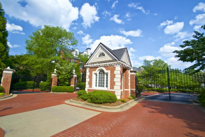 Olde Ivy At Vinings Atlanta Condos And Townhomes