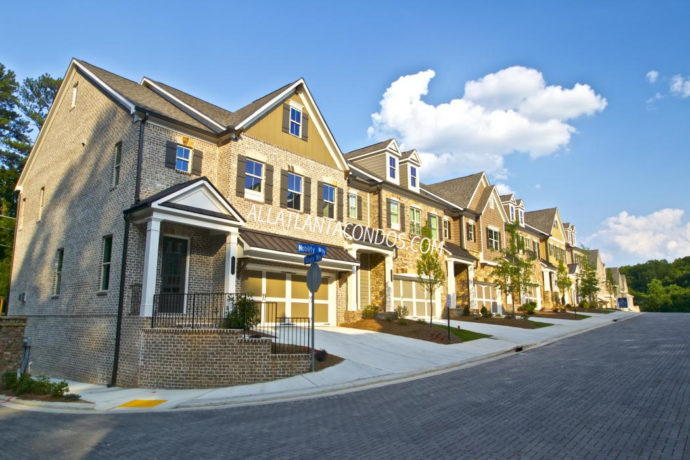 Vinings Parc East Atlanta Townhomes For Sale 30339