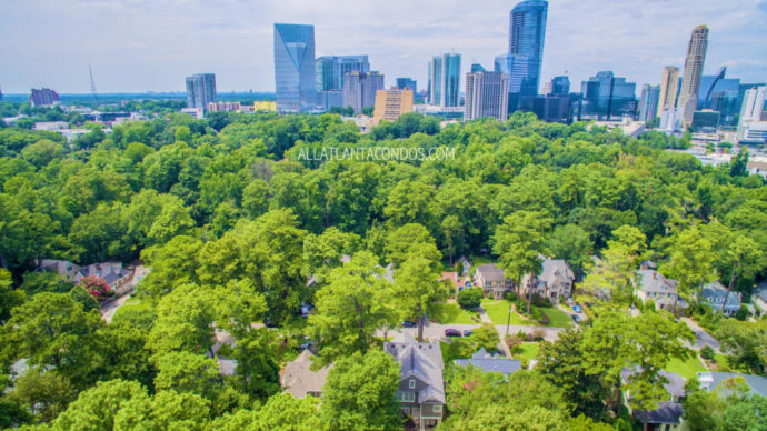 Peachtree Park Buckhead Atlanta Homes For Sale