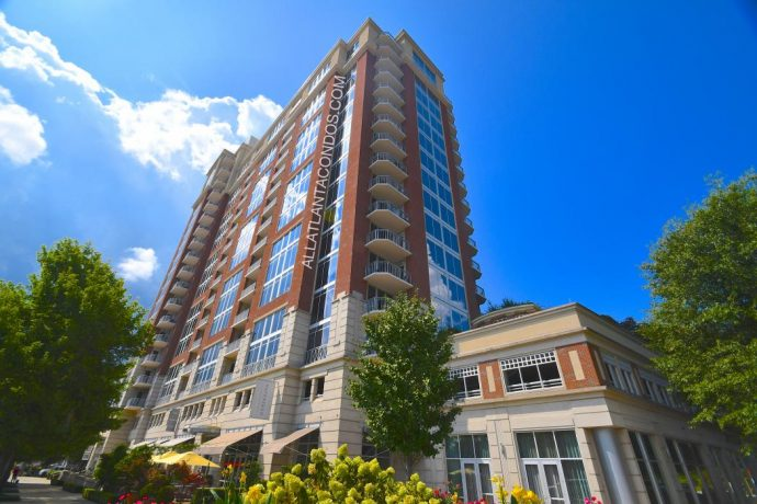 The Brookwood Atlanta Condos Midtown | 1820 Peachtree Rd 30309