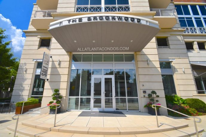 The Brookwood Midtown Atlanta Highrise Condos For Sale